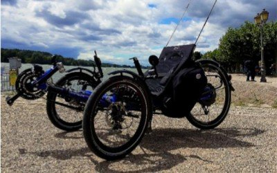 Ein neues Trike – ICE Adventure