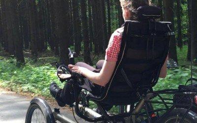 Test Scorpion Plus – mit hohem Sitz