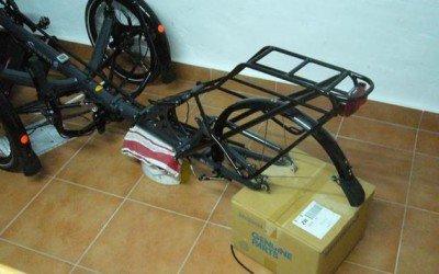 Gebrauchtes Scorpion gekauft und selbst umgebaut
