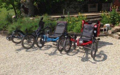 Heilung meiner Trike-Blockade