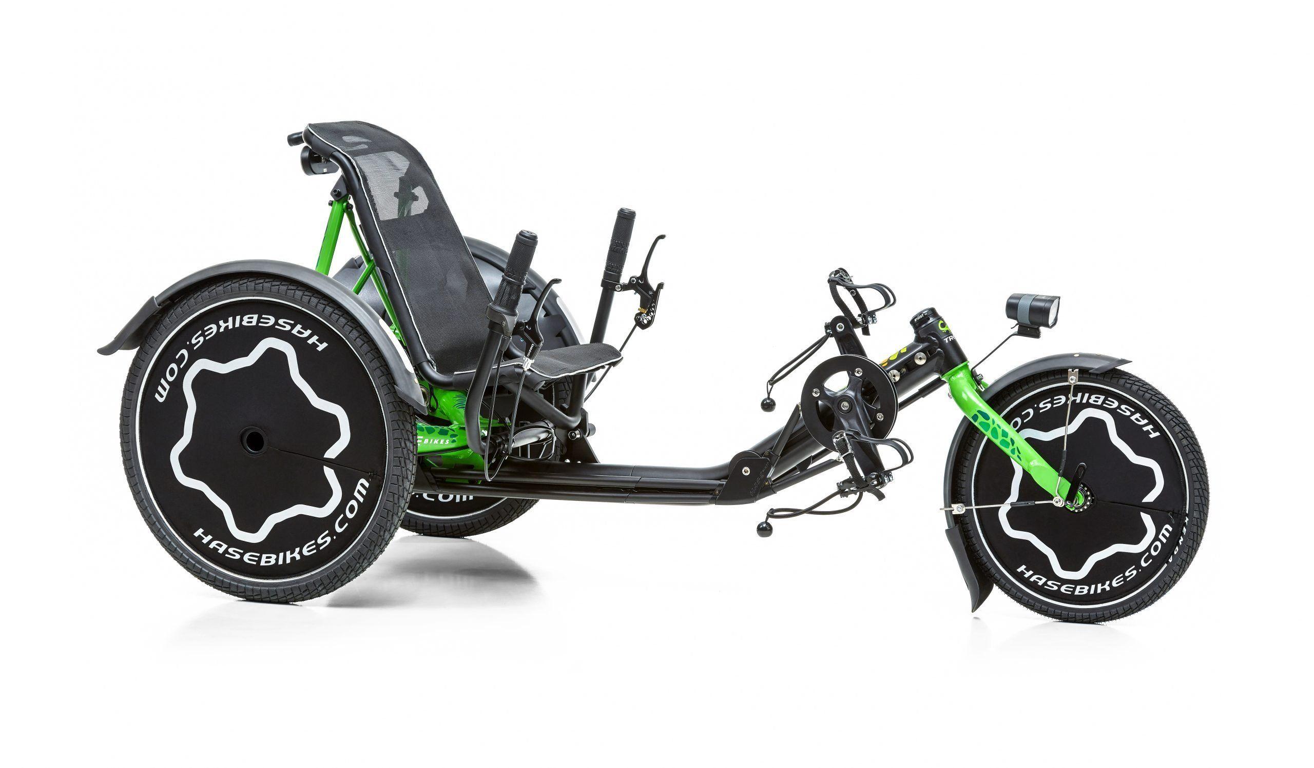 Dreirad für Kinder - Hase Bike